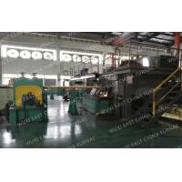 Buy cheap 3 Strands Horizontal CCM Continuous Casting Machine For 95x25 Red Copper Pipes from wholesalers
