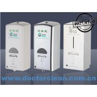 1000ml Automatic Antibacterial Gel Alcohol and Hand Soap Dispenser with Bag and Pouch Manufactures