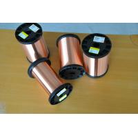 Polyurethane Enameled Round Copper Wire 1UEW With High Electrical Conductivity