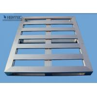 China Pallet Aluminum Extrusion Shapes Lightweight With Anodized Surface on sale