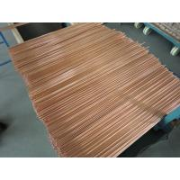 Bundy Welding Compression Tube Double Wall Copper Coated With Blast Performance Manufactures