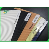 120g + 150g Single Face Color Corrugated Paper Board For Furniture Package Manufactures