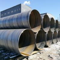 Erw Welded Spriral Steel Pipe/SWPH Pipe large diameter API 5Lin China Manufactures