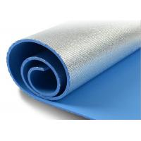 Colored Heat Insulation Material / Heat Resistant Foam Insulation Anti Scratch Manufactures