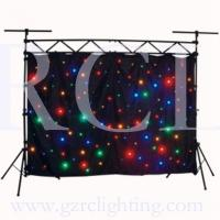 LED Disco Effect , LED Curtain Light With DMX512 , Stage Lighting Manufactures