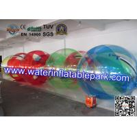 Waterproof PVC Inside Inflatable Ball For Kids , Walking Hamster Ball Manufactures