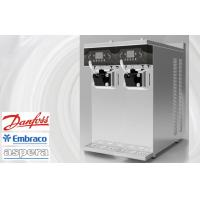 Cheap Engery Saving Ice Cream Machine With Precooling / Independent Control System , 2 Flavor for sale