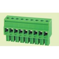 Brass Conductor PCB Terminal Block Solder Terminal Block UL94 V-O 28-16 AWG Manufactures