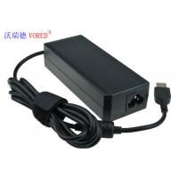 RoHS Lenovo Laptop Power Adapter PC ABS Material OVP / OCP Protection Manufactures
