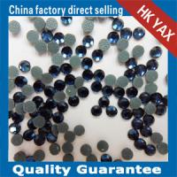lead free hot fix crystal montana color Manufactures