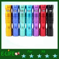 Stable Performance X6 Kit ecig New Variable Voltage electronic cigarette with v2 vaporizer Manufactures