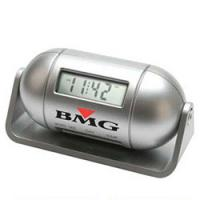Pill-Shaped LCD Multi Function Alarm Clock Manufactures