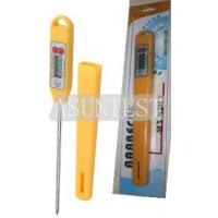 China digital thermometer with long probe on sale