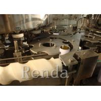 Fully Automatic Carbonated Drink Filling Machine Beverage Bottling Equipment SUS304 Manufactures