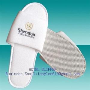 Disposable slipper,hotel disposable slipper