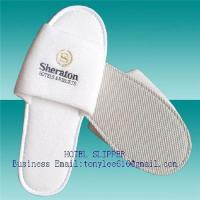 Quality Disposable slipper,hotel disposable slipper for sale