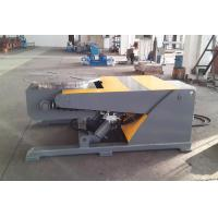 Buy cheap Hydraulic Lifting welding positioner turntable with Remote Control 5M Cable 2200 from wholesalers