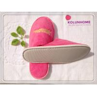 Luxury quality disposable cotton hotel slipper eva lady slipper Manufactures