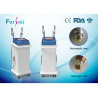 5MHZ Fractional RF Microneedle Machine with invasive and non-invasive head Manufactures
