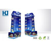 Offset Printing blue hook display stand in cell phone case or cover Manufactures