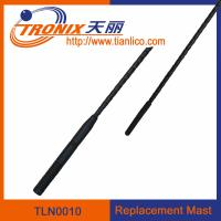 car replacement mast antenna/ 1 section mast car antenna/ car antenna accessories TLN0010 Manufactures