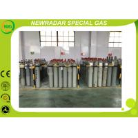 Cheap 99.999% 5N Germane Gas GeH4 Packaged In DOT 49L Cylinders With CGA632 Valve for sale