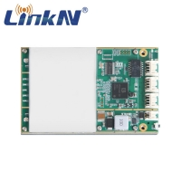 Military Police IP MESH Radio Module 4W MIMO AES256 350MHz-4GHz Customizable Manufactures