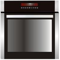 Built in Big Cavity Oven with 10 functions - SS00 Manufactures