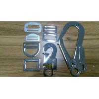 High Durability Safety Fall Harness Fall Protection Arrestor With Hooks And Buckle Manufactures