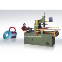 good quality automatic coiling packing machine manufacturer for cable wire Manufactures