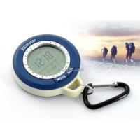Camping Navigation Lensatic Professional Military Compass with Red LED Light / Dual Map Scales Manufactures