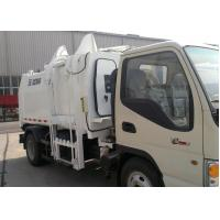 Hydraulic Side Loader Garbage Truck Manufactures