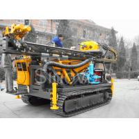 Carbide Bit Core Drilling Rig With Big Torque / Powerful Driving Force Manufactures