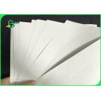 45 Gsm 48.8 Gsm 50 Gsm Virgin Wood Pulp News Paper For Offset Printing Manufactures