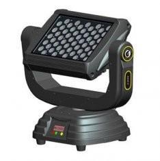220V / 50Hz 260 degrees vertical scanning RGB color A-2009 led Moving Head Light Manufactures