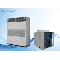 R407C Direct Blow Central Air Conditioner With Air Cooled Condenser Manufactures