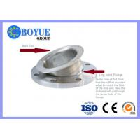 """ASTM A350 LF1 Lap Joint Flanges Size 2"""" - 24"""" SCH 160 Forged FF/RTJ RF Manufactures"""