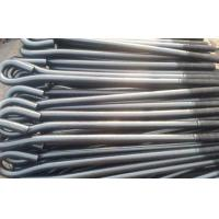 China Q235 Q345 Material Foundation Anchor Bolts Grade 10.9 M40 For Tower Construction on sale