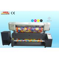 Mutoh Wide Format Printer Directly For Fabric Printing With Waterbased Ink Manufactures