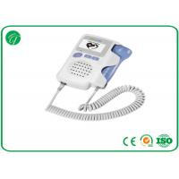 3MHz Probe Fetal Doppler Machine For Baby Heart Rate Alkalinity Battery Manufactures