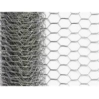 Utility Galvanized Hexagonal Chain Link Wire Mesh Fencing For Garden Zone 24 Inch X 50 Ft Manufactures