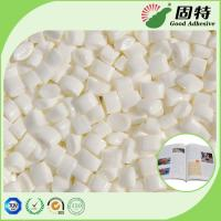 Cheap Bookbinding Coated Paper Spine Hot Melt Adhesive Glue Milk White Color for sale