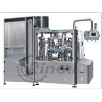 High-Speed Double Heads Tube Filler and Sealer (RNF-160) Manufactures