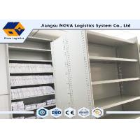 ISO9001 Rivet Boltless Shelving For Cost Effective Storage Racking System Manufactures