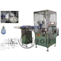 Automatic Vial Filling Capping Machine (Sprayed) Manufactures