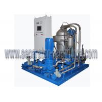 Skid Modular Type Large Capacity Maine Oil 3 Phase Centrifuge With Heating Device Manufactures