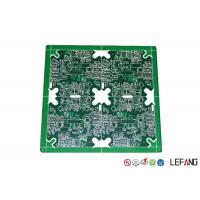 Lead Free High Frequency PCB Board Multilayer 1 OZ Copper For Communication Manufactures