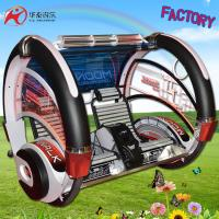 high profitable ABS material playground equipment happy car with CE certificate Manufactures