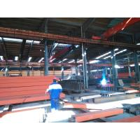 China Curved Sandwich Panel Roof Agricultural Steel Structural Buildings Shed on sale