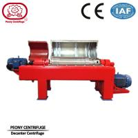 Cheap Large Capacity Horizontal Decanter Centrifuges for Drilling Mud and Drilling Fluid with Good Price for sale